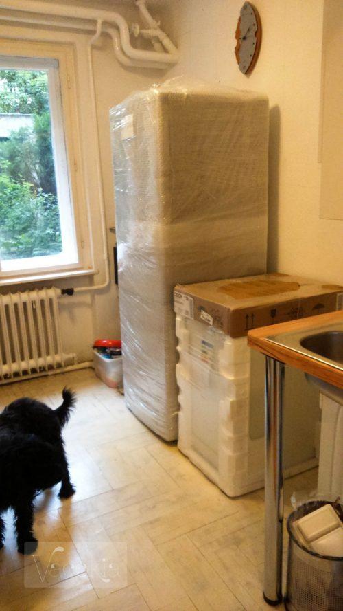 Hűtő és mosógép