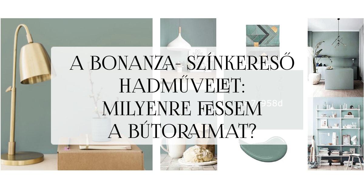A bonanza-színkereső hadművelet