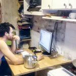 Dolgozószoba/konyhai munkapult