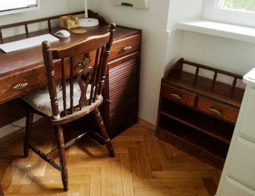 A megtartott bonanza bútorok eredeti állapota