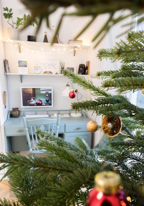 Karácsonyi hangulat a Vacok sarokban