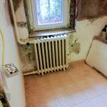 A régi radiátor