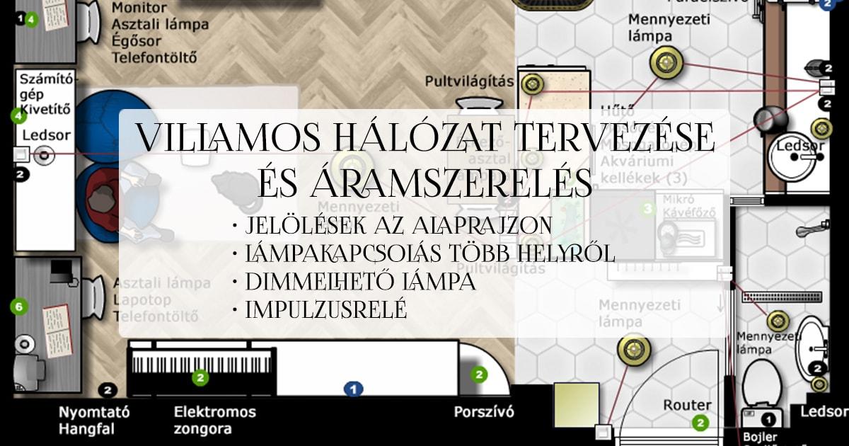 Villamos hálózat Vacókiában