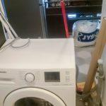 Egy ideig mosásonként kötöttük be és szét a mosógépet, hogy tudjunk mosni