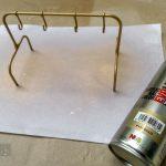 A PintyPlus P151 Gold árnyalattal festettem