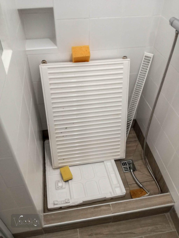 A radiátor is kapott egy mosást