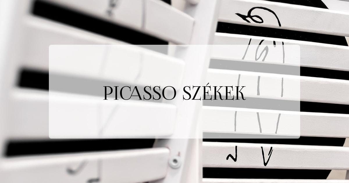 Picasso székek